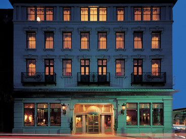 Charleston SC Hotels Conde Nast Rated