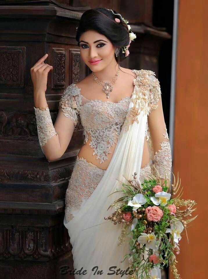 4593bdd5f8c96 Online shopping Sri Lankan Bride, Bridal Sari, Saree Wedding, Indian Bridal,  Bridal