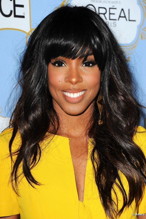 29 best sew in images on pinterest hairstyles braids and hair ideas kelly rowland make up i love this natural look with the dramatic eye black weave pmusecretfo Images