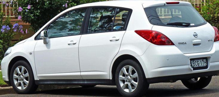 Nissan Tiida Hatchback approved - http://autotras.com