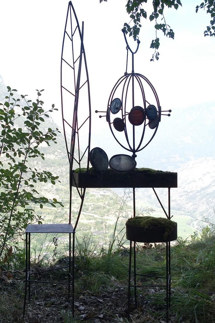 Oracolo quinto delle otto sorelle, in Hone, Valle d'Aosta