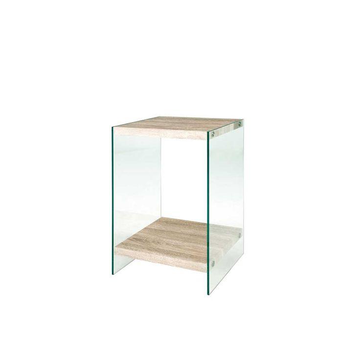 Beistelltisch mit Eiche Dekor Glas Jetzt bestellen unter: https://moebel.ladendirekt.de/wohnzimmer/tische/beistelltische/?uid=f32c205e-d7e6-5b1f-906a-50cefa2c2435&utm_source=pinterest&utm_medium=pin&utm_campaign=boards #telefontisch #tischgestell #sofa #wohnzimmertisch #blumensäule #beistelltisch #anstelltisch #beistelltische #tische #telefonregal #beiti #blumenhocker #beistelltischchen #telefonkonsole #pflanzensäule #blumentisch #tisch #telefontischchen #wohnzimmer #blumenregal…