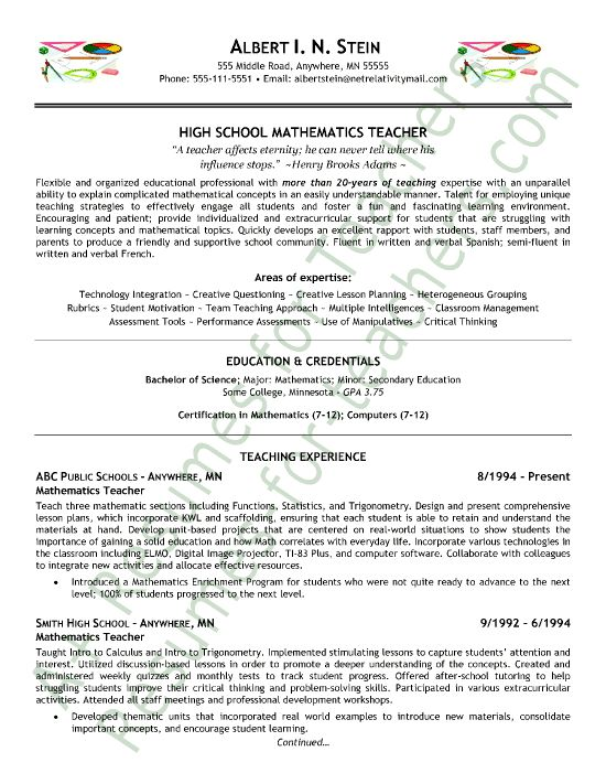Student Teaching On Resume 78 Best High School English Classroom Images On Pinterest  School .