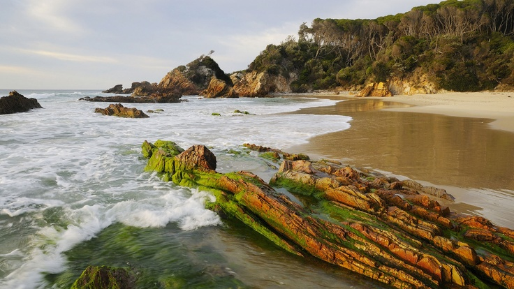 There's nothing like...the 90-mile beach in Gippsland, Victoria, Australia