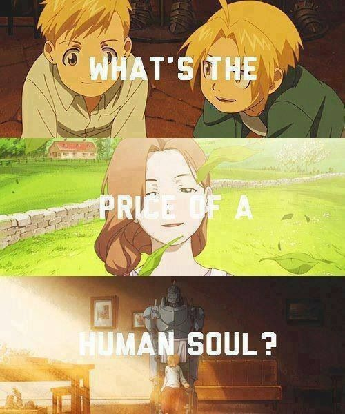 Fullmetal Alchemist Brothers Who Tried To Bring There Mom