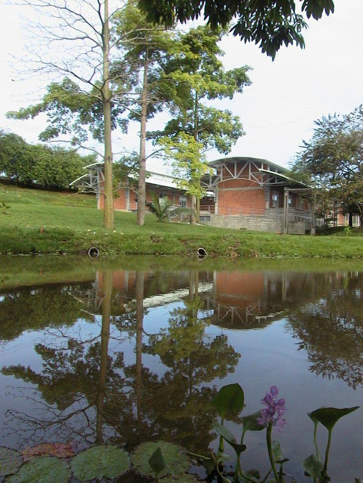 Seccional Bajo Cauca. La próxima sede donde estaré haciendo docencia en el mes de Mayo del 2014.