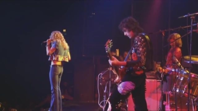 Led Zeppelin - RED ALERT IN THE RED DISTRICT! WITHOUT HANDS