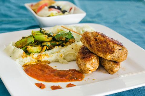 Moroccan Chicken Kebabs – FreshMenu
