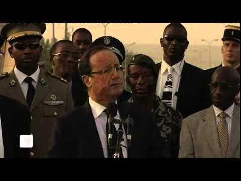 Politique - François Hollande : le discours de Bamako - http://pouvoirpolitique.com/francois-hollande-le-discours-de-bamako/
