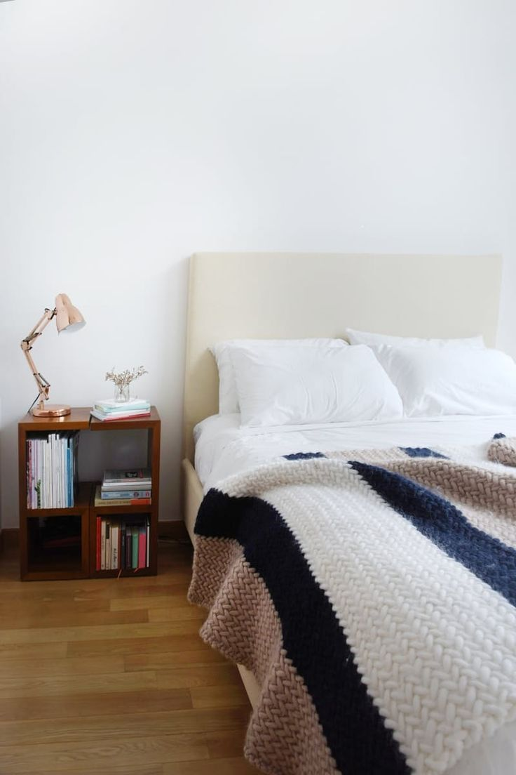 3 Cozy Knit Blanket Patterns from KOEL Magazine | Apartment Therapy