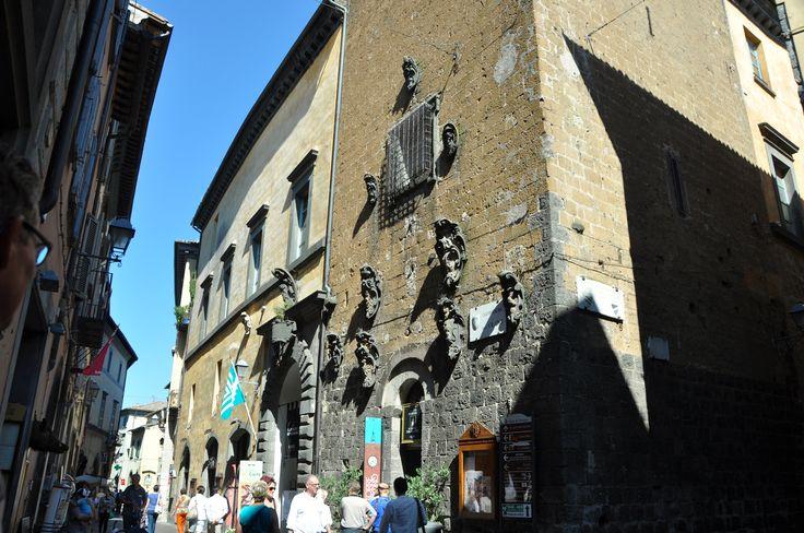 Caratteristico scorcio di Orvieto!