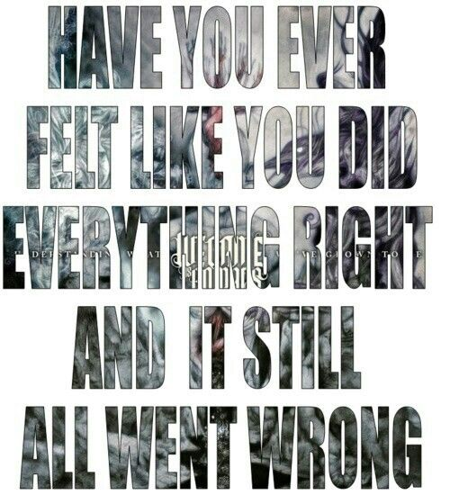 """Mis//Understanding"" - We Came As Romans  I love Christian lyrics to metal music<3"