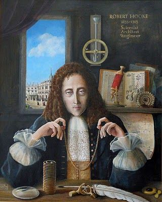 Robert Hooke (1635-1703). English scientist. It is considered one of the most important experimental scientists in the history of science, a tireless polemicist creative genius of the first order. His interests spanned such diverse fields as biology, medicine, horology (timekeeping), planetary physics, deformable solid mechanics, microscopy, seamanship and architecture. His polemics with Newton about the paternity of the law of universal gravitation have become part of the history of…