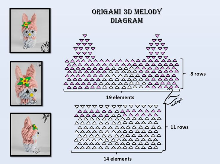 1000+ ideas about 3d Origami on Pinterest | Origami ... - photo#47