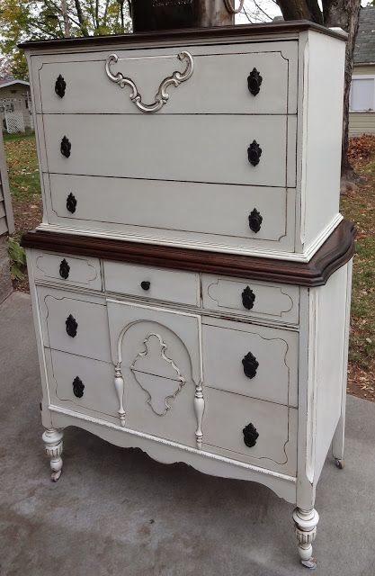 {createinspire}: Antique Chest of Drawers