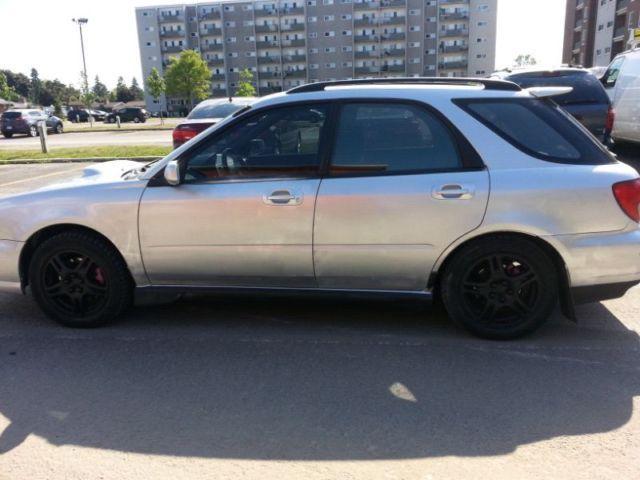 2002 Subaru WRX Wagon | used cars & trucks | City of Toronto | Kijiji