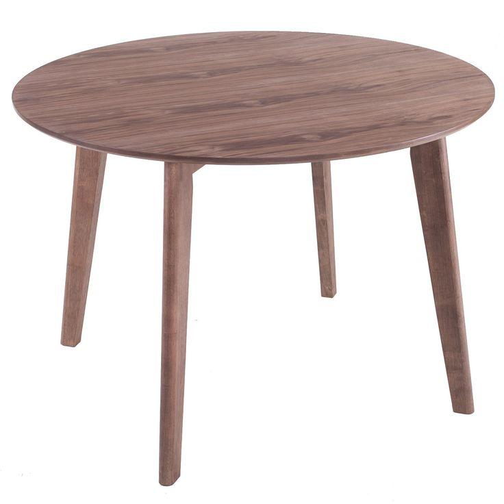 Look 110 spisebord, valnøtt i gruppen Møbler / Bord / Spisebord hos ROOM21.no (128589)
