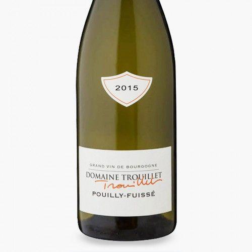 Domaine Trouillet Pouilly-Fuissé 2015