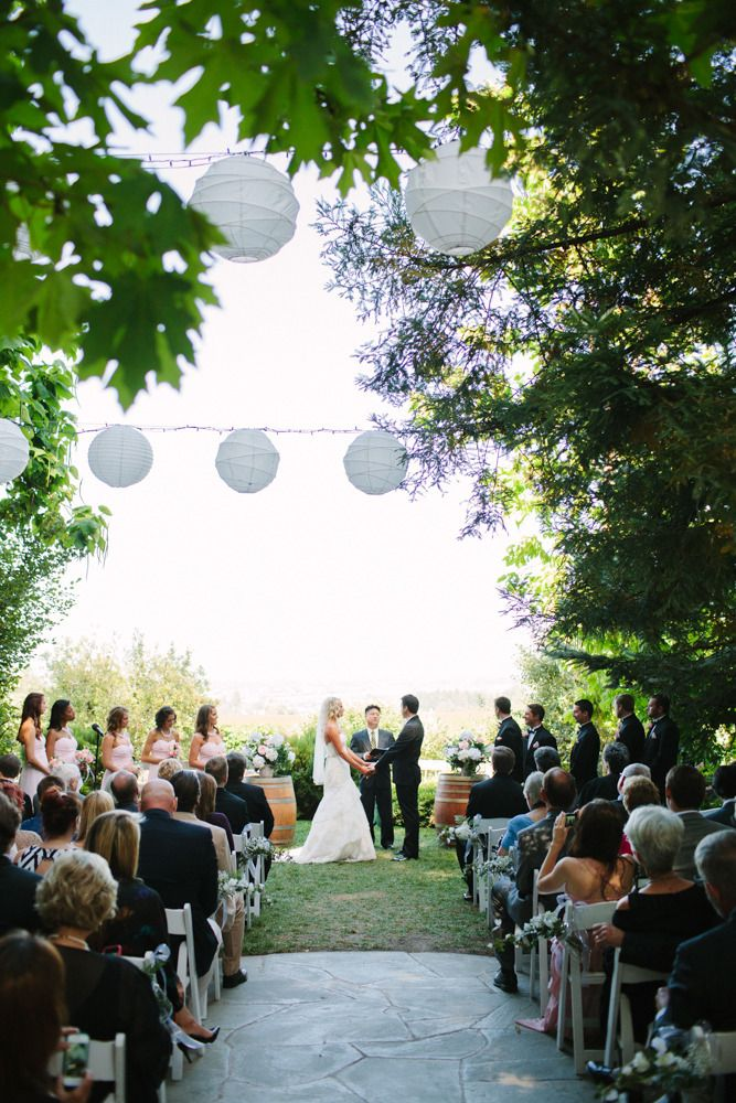 Vine hill house style me pretty wedding