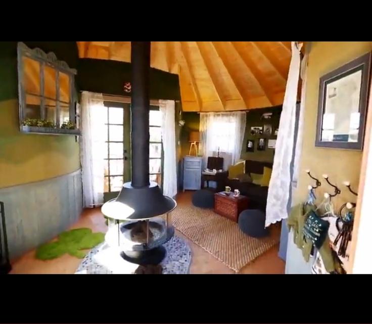 Irish Cottage. #TV #carpentry
