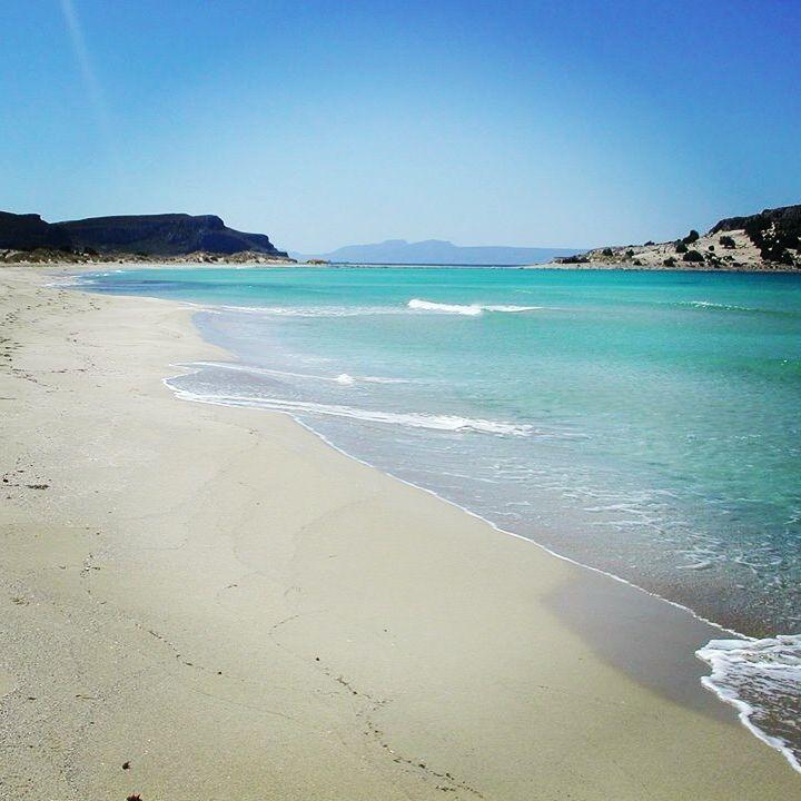Paradise in Elafonisos, Greece