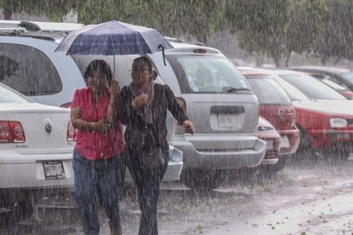 Lluvias de intensidad variable se presentarán este miércoles en gran parte del país