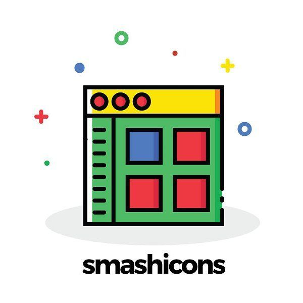 User interface icon in a new style we are working on for smashicons.com  We call this 'cartoony style' be sure to tell us what you think! Smashicons is growing every month. We currently have 27000 icons. Buy it once ($99) and get unlimited free lifetime updates. How cool is that!!? #icons #userinterface #ui #ux #iconset #smashicons #cartoony #graphicroozane #graphicsheriff #graphicdesign #graphicdesigner #graphics #creative