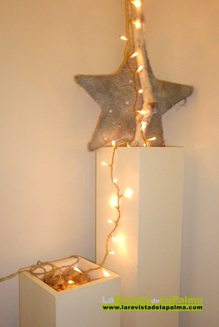 49 best deco mi ideas navidad images on pinterest xmas - Decoracion con luces ...