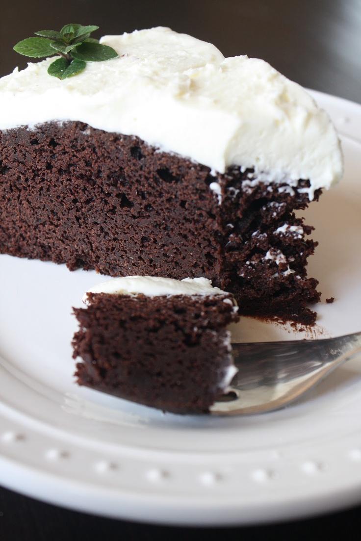 Guinness Chocolate Cake | Favorite Recipes | Pinterest