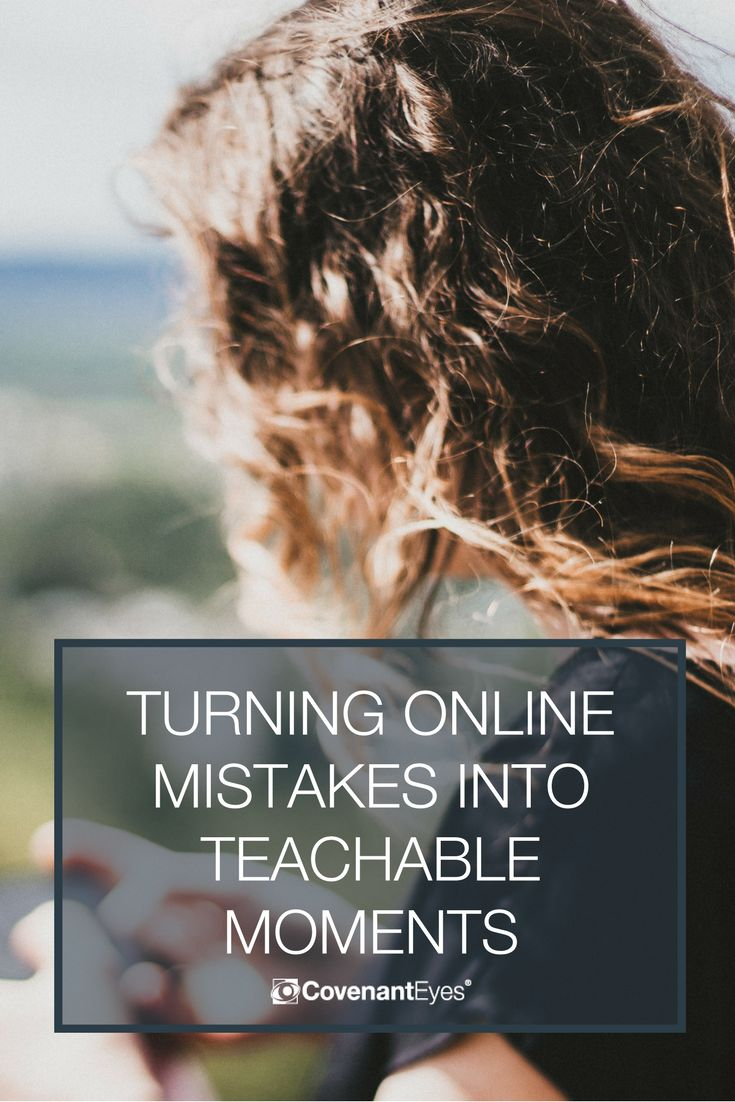 Teens often test limits, and sometimes that turns into bad choices online, or in life. So, how can parents turn poor choices into opportunities for good instruction? How can parents help their teens embrace and defend their purity?