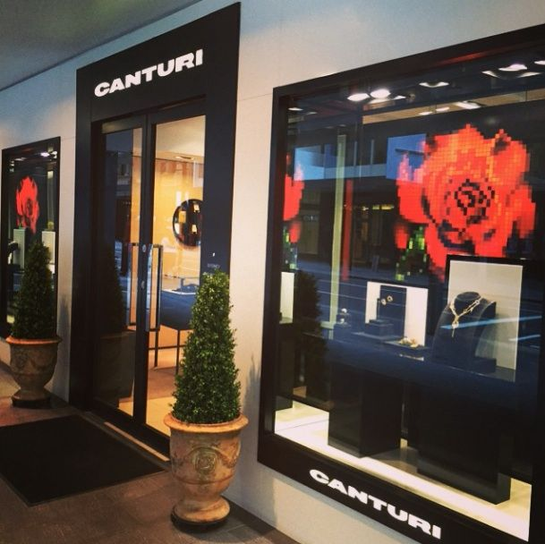 Canturi Sydney salon for Mother's Day.