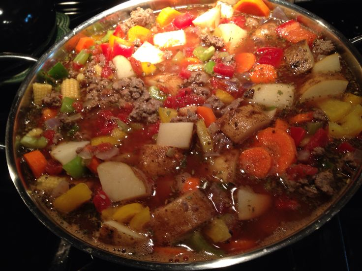 Ground Beef Crockpot Recipes Slow Cooker Easy