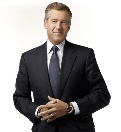 NBC's Brian Williams  Another media coward complicit in the cover up of the Benghazi Murders.