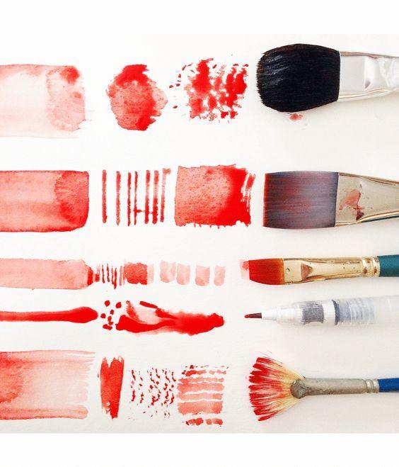 Watercolor Techniques #1 : Favorite Tools – Lisa Riehl
