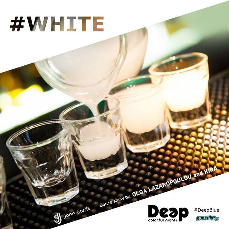 #DeepWhite #FridayNights