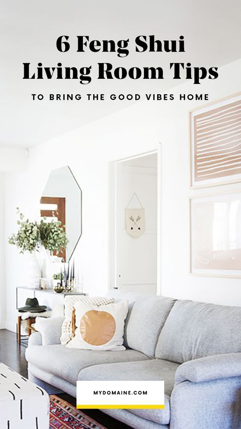 6 Feng Shui Living Room Tips To Bring The Good Vibes Home Feng