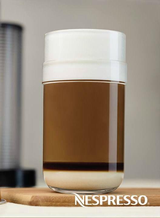 coconut coffee warm up your nespresso vertuoline machine to create this tropical coffee recipe that - Nespresso Vertuoline