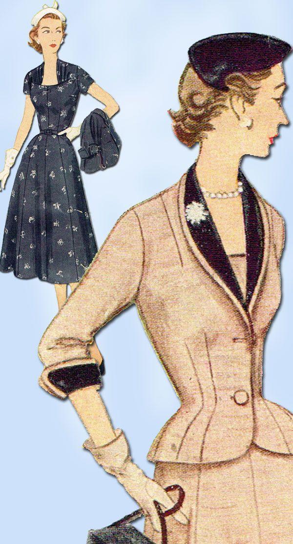30 besten Mode im 20.Jahrhundert Bilder auf Pinterest | Vintage mode ...