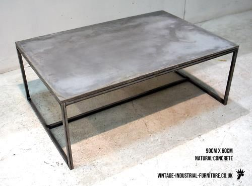 Best 20 Concrete Coffee Table Ideas On Pinterest Outdoor Countertop Table Top Bbq And Concrete Countertop Mix
