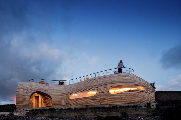 Gallery - Cella Bar / FCC Arquitectura + Paulo Lobo - 21