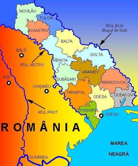 Pentru toți liderii  ruşi din Imperiului Țarist, Uniunea Sovietică sau Rusia post-sovietică, regiunea Transnistriei a reprezentat un cap de ...