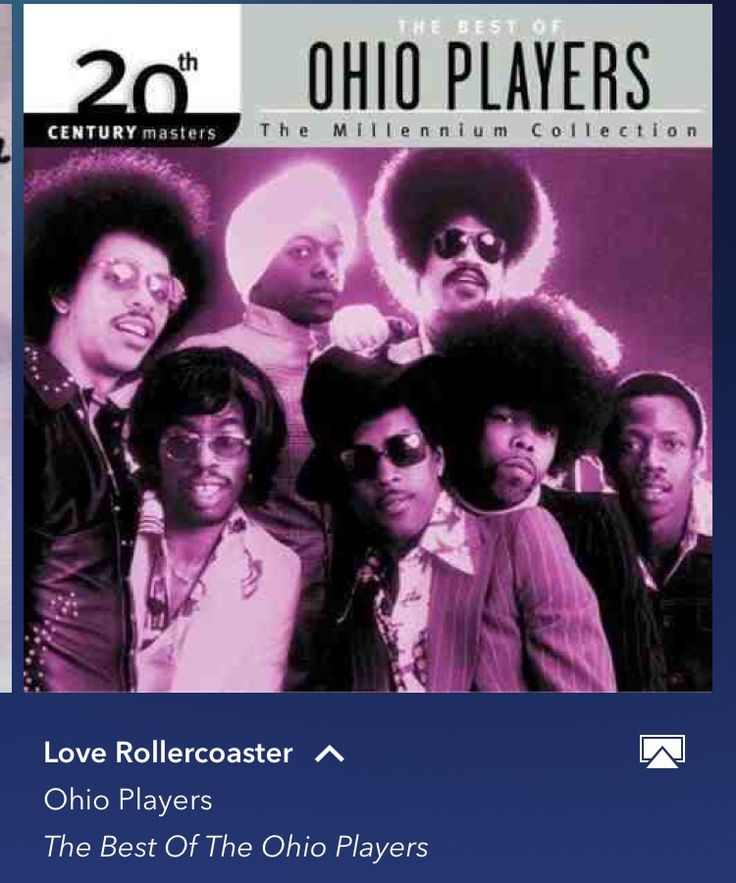 Love Rollercoaster-Ohio Players