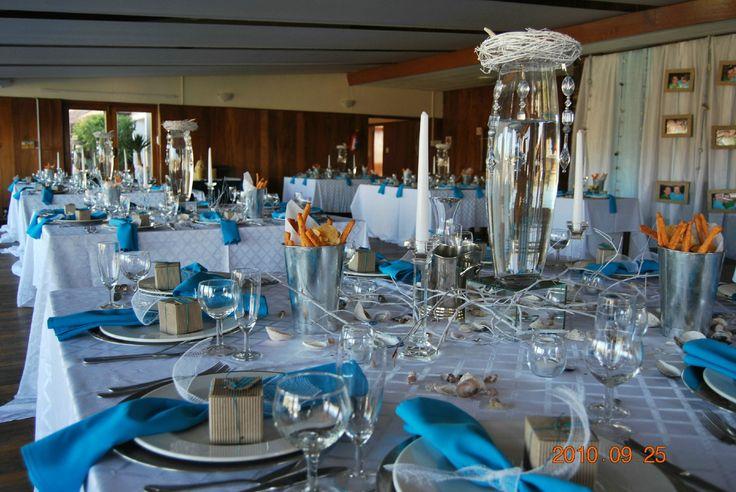 Nautical Themed Wedding