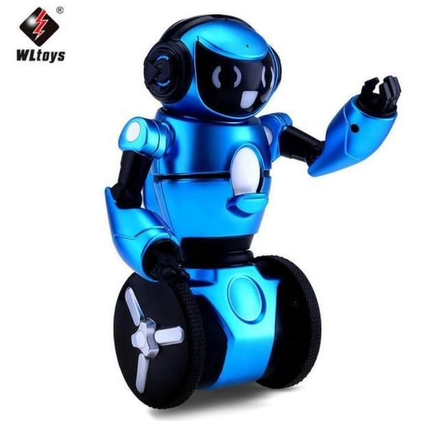 WLtoys F1 2.4G RCIntelligent Balance RC Smart Robot Kids Toy