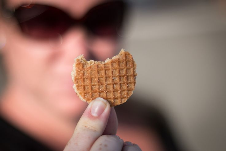 Stroopwafels (Syrup Waffles). 10 Dutch Foods You Must Try In The Netherlands #Holland #food #dutch
