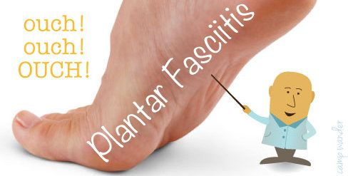 Treating plantar fasciitis with Essential Oils! Can't wait to try this, mine is so painful I can barely walk from bed to bathroom in the morning!