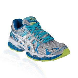 Asics - Gel Nimbus 16 Running Shoe - Lightning/White/Turquoise
