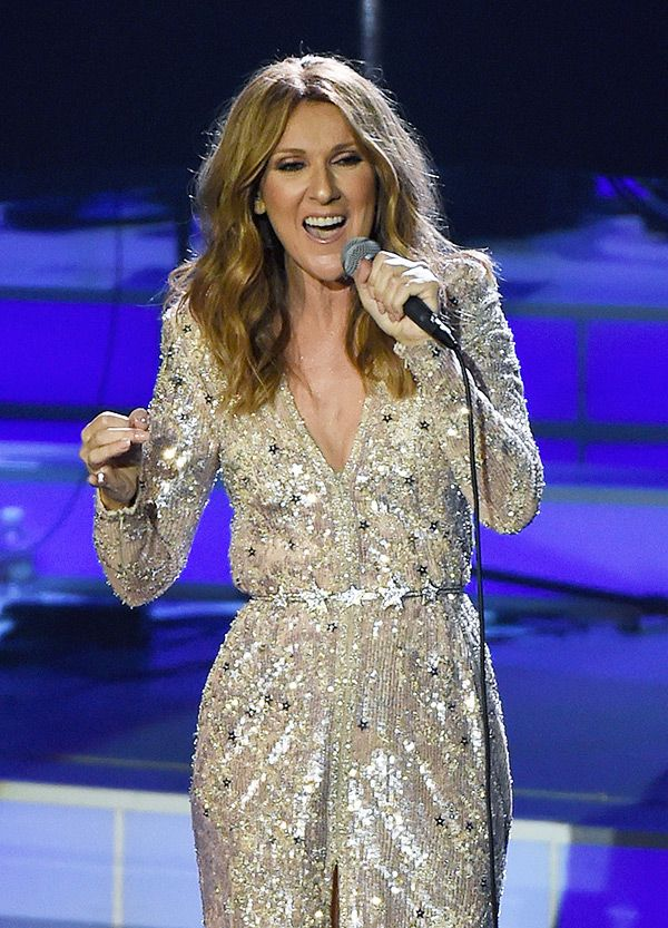 Back in Vegas! Celine Dion hit the stage in Las Vegas after a year-long hiatus, during which she cared for her ailing husband, Rene Angelil, who has throat cancer. With Rene still fighting his horrible illness, fans sent their love to Celine as she made the difficult decision to return to work.