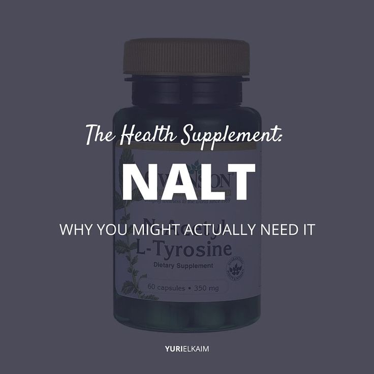 N-Acetyl L-Tyrosine- Why You Might Actually Need This Popular Health Supplement