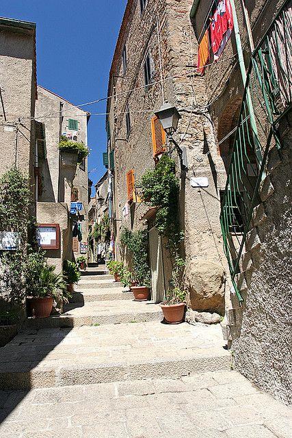 Isola del Giglio, Grosseto, Tuscany, Italy